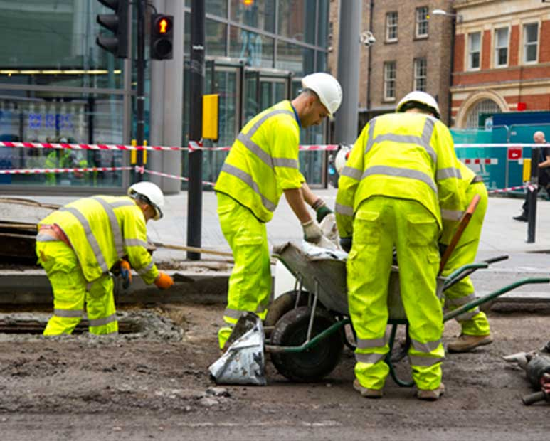 New Roads and Street Works